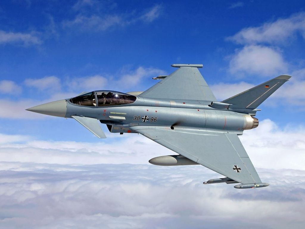 Richthofen Eurofighter