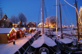 Wintermarkt Carolinensiel - Weihnachtsmarkt