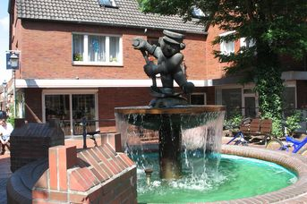 Jan Schüpp Brunnen