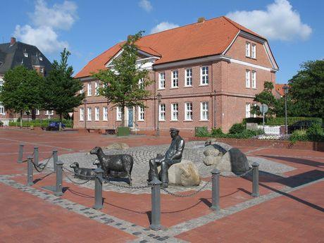 Amtsgericht am Wittmunder Marktplatz