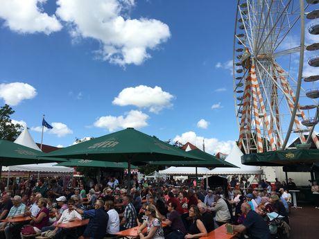 Bürgermarkt - Das dreitägige Stadtfest in Wittmund