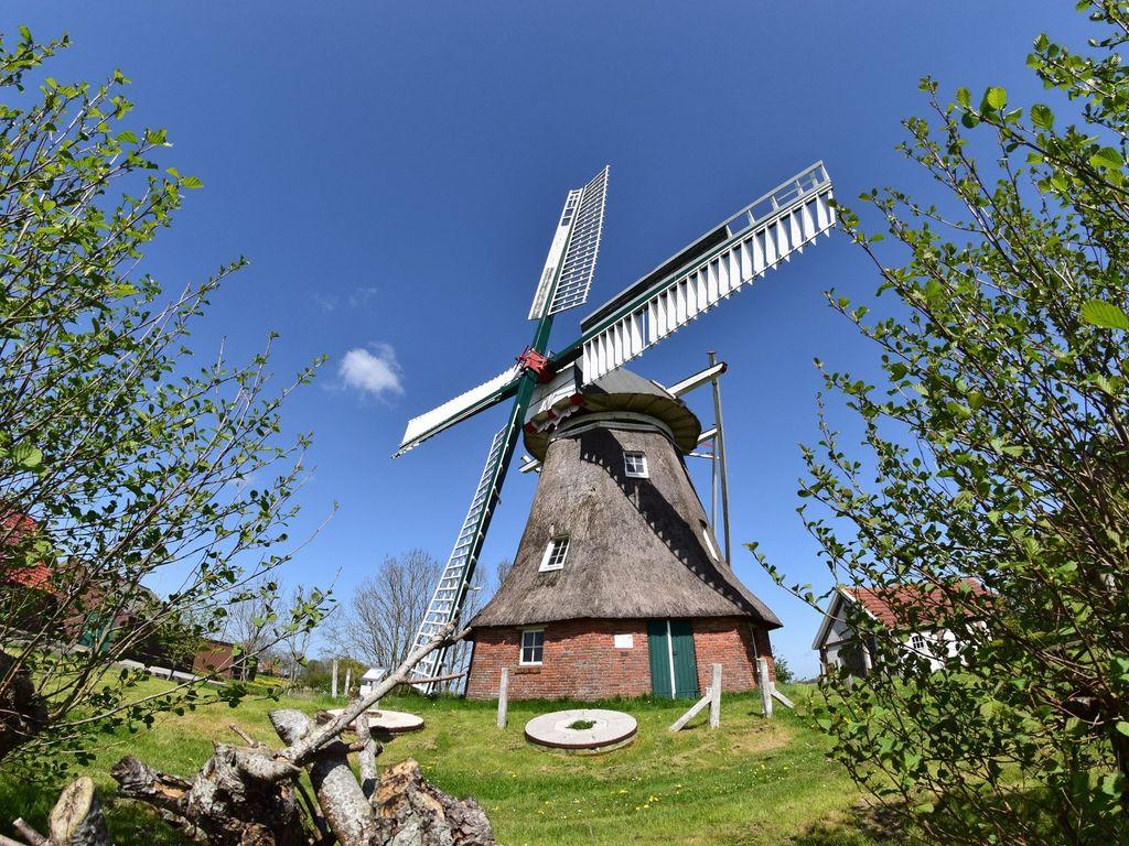 Mühle in der Ortschaft Berdum