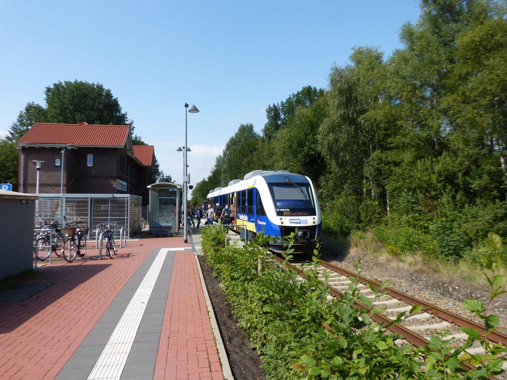 Wittmunder Bahnhof